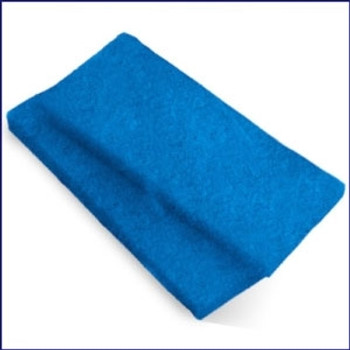 Swobbit SW55230 Blue Medium Scrub Pads 2pk