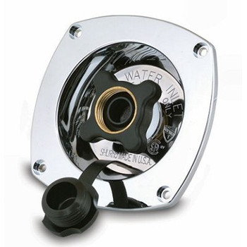 SHURflo Pressure Reducing City Water Entry (Wall Mount) - 65 PSI Chrome  183-029-14 183-029-18