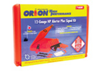 Orion Alerter Plus Box 12-Gauge w/Mirror, Dye & Whistle