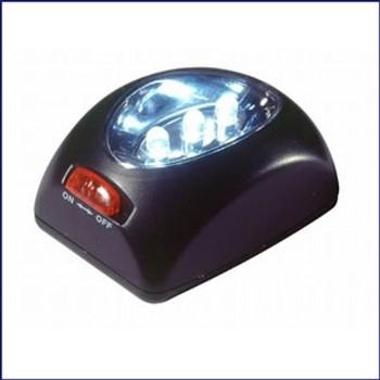 Innovative Lighting 3-LED Portable Battery Light