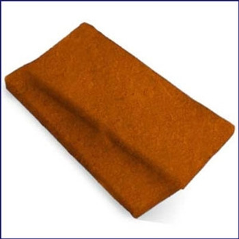 Swobbit SW55240 Coarse Scrub Pads - 2 pack - Brown