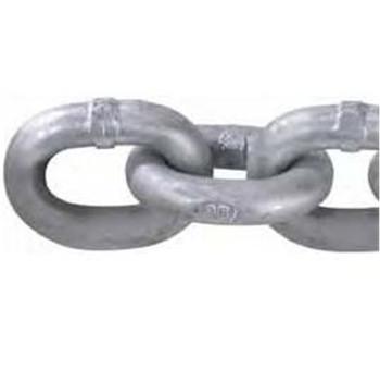 """Peerless Chain 4101-40502 5/16"""" Galvanized Grade 30 BBB Windlass Chain"""