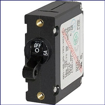 Blue Sea Systems Single Pole Circuit Breaker (A Series)