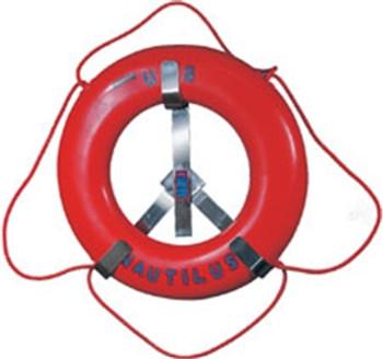 "Jim Buoy Premium Life Ring Rack -- 24""  1123-24"