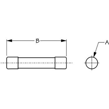 Sea Dog AGC Glass Tube Fuses .5 - 30 Amps