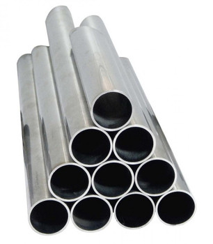 "ASTI 16 ga (.065) 1-1/4"" Stainless Tube Super Buff"