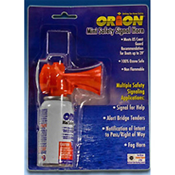 Orion Mini Safety Air Horn, 1.5 oz.  524