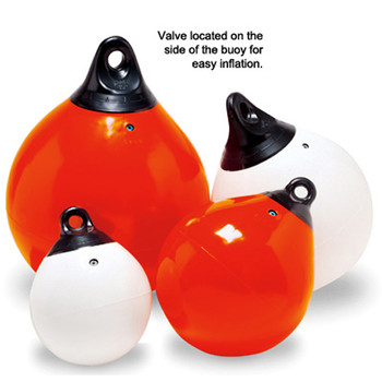 Taylor Made Tuff End™ Inflatable Vinyl Buoys  1140 61140 1143 61143 1146 61146 1149 61149 1152 61152