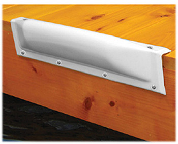 """Taylor Made Dock Pro™ Vinyl Dock Bumpers - Straight Mount 18""""  46082"""