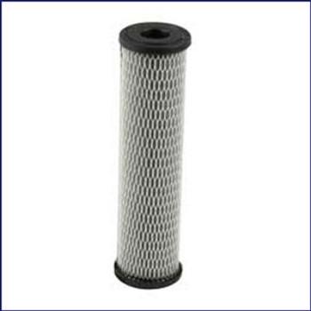 "SHURflo PENTEK® C1 10"" Wrapped Carbon Paper Cartridge  155002-43"