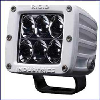 Rigid Industries 70131 MD2D1 Dually LED Driving Light