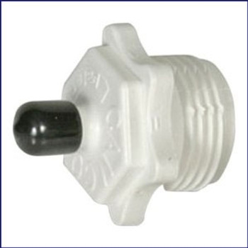 Camco Blow Out Plug Plastic