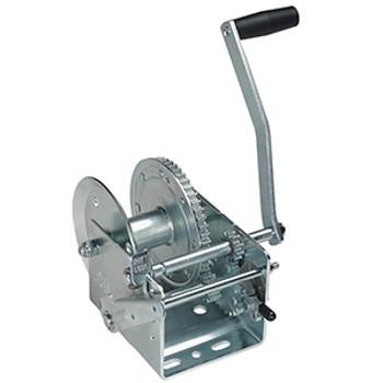 Cequent T3205B0101 3200 lb. 2 Speed Winch w/Brake