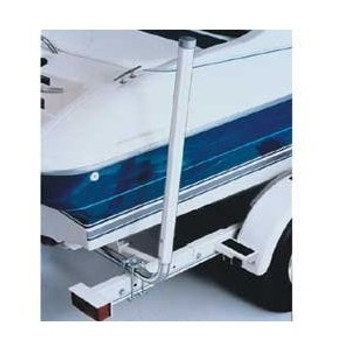 "Cequent GB440101 44"" PVC Boat Guides"