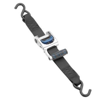 """Cequent Gunwale Max Grip Tie Down 2"""" x 20' Zinc"""