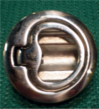 Orca M5 Stainless Steel Flush Ring Pull Latch