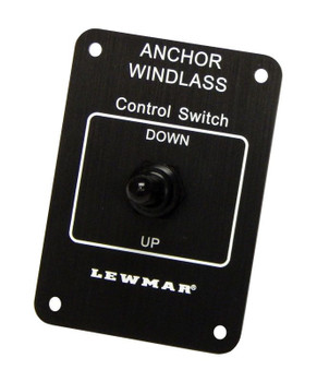 Lewmar HD Switch w/Plate