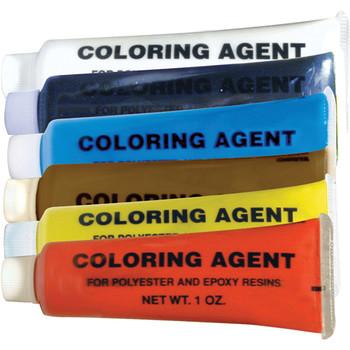 Evercoat Coloring Agents  100503 100505 100506 100507 100508 100509