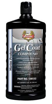 Presta Products Gel Coat Compound