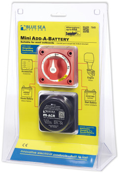 Blue Sea Systems Mini Add A Battery