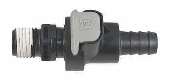 Attwood Universal Sprayless Connector Male and Female 8838US6