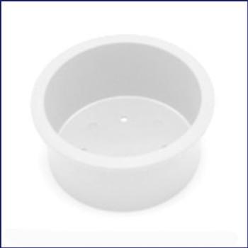 Plasform 1125 Large Short Drink Holder White