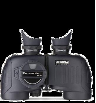 Steiner 2305 Commander C Binoculars with Compass XP 7x50 C 395