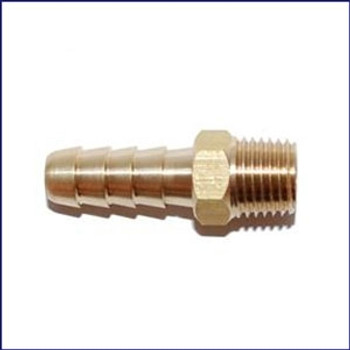 """Attwood 1/4"""" NPT Male with 5/16"""" Universal Hose Barb 88FBM101-6"""
