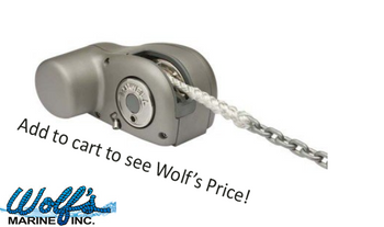 """Maxwell HRC-6 12V for 1/4"""" HT Chain & 1/2"""" Rope"""