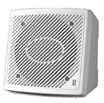 "Poly-Planar MA1610 Premium 5-1/4"" Enclosed Speakers White"