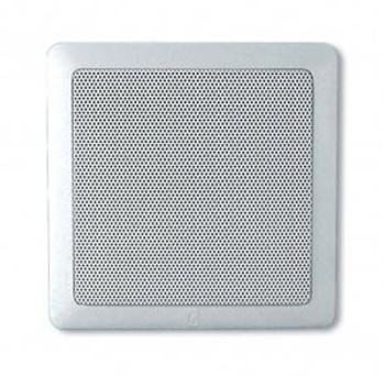 "Poly-Planar MA7060 Premium 6"" Coaxial Panel Speakers White"
