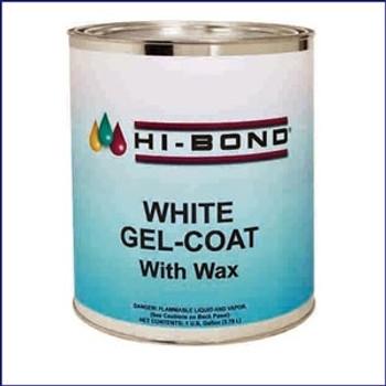 Evercoat HI-BOND® White Gel Coat with Wax and Hardener  701480 701490 701500