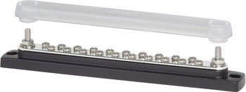 Blue Sea Systems BusBar 20 Gang Common Bus w/Cover