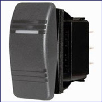 Blue Sea Systems 8283 Rocker Switch On-Off-On SPDT
