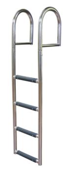 JIF Marine Stainless Steel Dock Ladder DMY4 DMY5