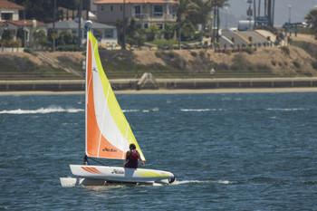 Hobie Bravo Sailboat HBRA17