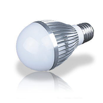 Lunasea E26 LED Light Bulb  LLB-48FW-82-00