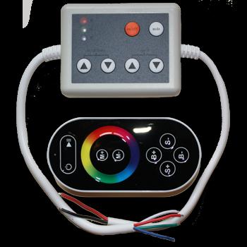 Lunasea Indoor IP20 RGB Controller with Remote  LLB-45AR-08-01