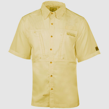 Hook & Tackle® Men's Pierpoint Shirt (Maize) M01000S