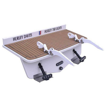 Hurley H2O  Dinghy Davit System for Hard Bottom