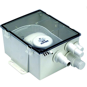 Attwood Shower Sump Pump Systems  4141-4