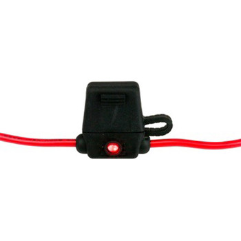 Sea Dog ATO/ATC Style Inline LED Fuse Holder  445197-1