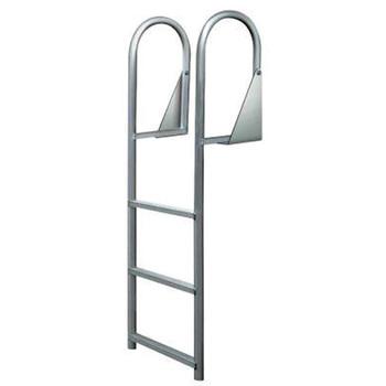 JIF Marine Hinged Dock Ladder 3, 4, or 5 step  DJW3 DJW4 DJW5