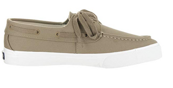 Sperry Top-Sider Men's Bermuda 3-Eye Casual Shoe (Tan)