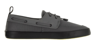 Sperry Flex Deck Boat Shoe (Grey)