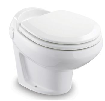 Thetford EasyFit Eco 12v (White)(Low Profile)