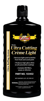 Presta Ultra-Cutting Creme Light (32oz)
