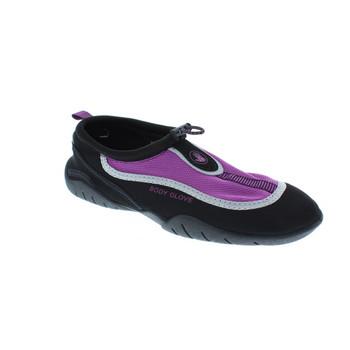 Body Glove Women's Riptide III Water Shoes (Black/Magnolia)