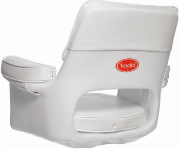 Todd Cape Cod Helm Seat (w/ Cushion)