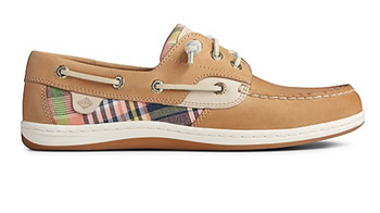 Sperry Women's Songfish Washed (Plaid)